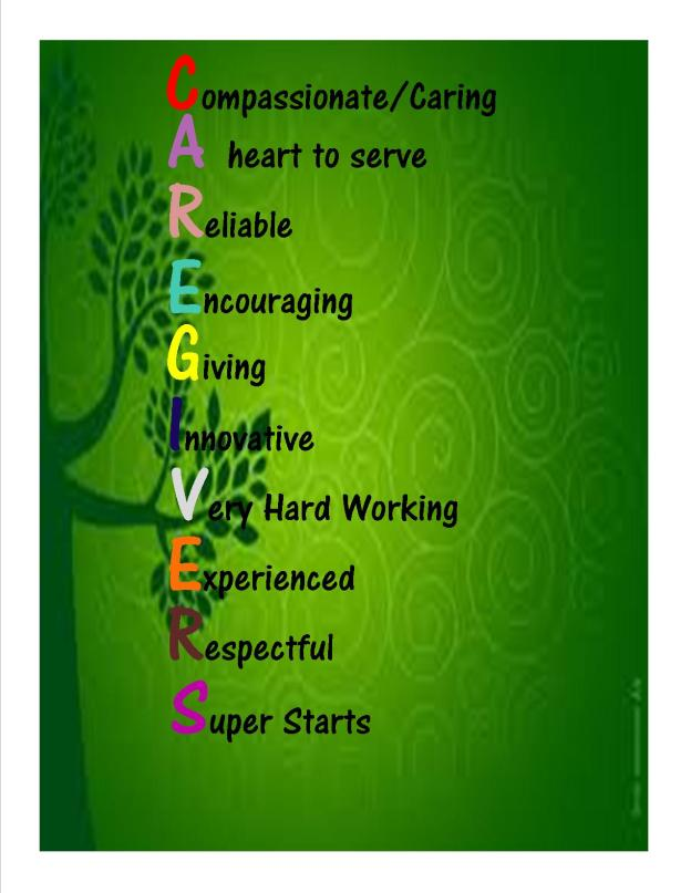 Words Of Appreciation Poem | just b.CAUSE