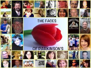parkinson faces